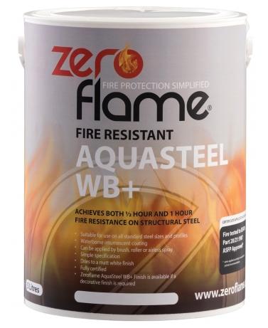 Fire Resistant AquaSteel WB+