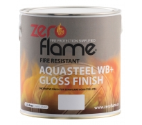 Fire Resistant AquaSteel WB+ Finish