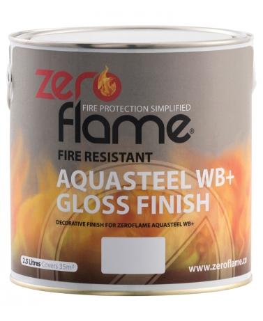 Fire Resistant AquaSteel WB+ Finish